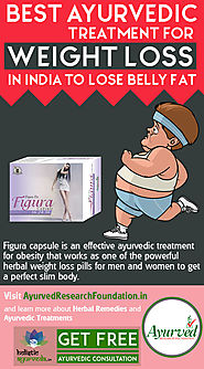 Best Ayurvedic Medicine for Weight Loss in India to Lose Belly Fat