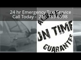 24 hr Emergency Taxi Service 216 789 6598