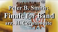 Brighouse and Rastrick Band: Finale for Band (Peter B. Smith)