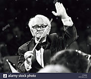 WALTER HARGREAVES (1907-1998) British brass band conductor Stock Photo: 39282638 - Alamy