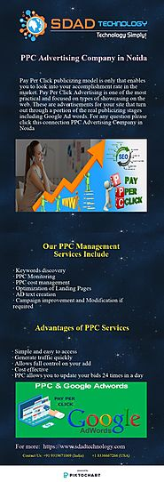 PPC Advertising Company in Noida- PPC Advertising Services | Piktochart Visual Editor