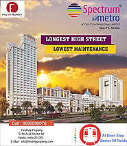 Find commercial Spaces for your Business at Spectrum Metro