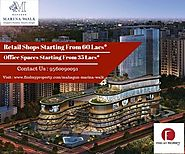 Mahagun Marina Walk Fully Commercial Project at Affordable Price