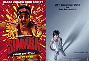 Zero Vs Simmba Box Office Collection - Movie Rater