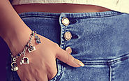 Charm Bracelets Online | Gold, Silver Charms Bracelet India for Girls and Women - FOURSEVEN