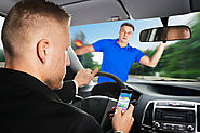 The Many Types of Technology that can Cause Distracted Driving - Dolman Law Group