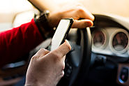 How to Hold a Texting Driver Liable for a Crash - Dolman Law Group
