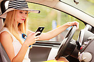Distracted Drivers Plague Florida - Dolman Law Group