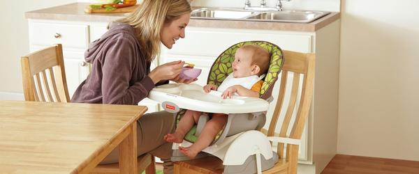 Headline for 25 Best Baby Feeding Safety High Chairs Reviews 2017-2018