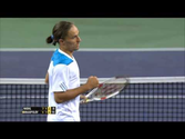 Dolgopolov Hits Hot Shot Past Nadal