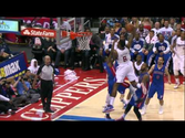 DeAndre Jordan Relives his Monster Dunk on NBA Inside Stuff