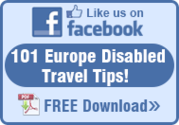 Accessible Europe Travel Advice by John Sage