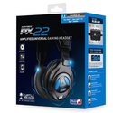 Turtle Beach Ear Force Px22 Amplified Universal Gaming Headset with Mic Ps4
