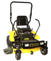 Stanley 48ZS 48-Inch 20 HP Heavy-Duty Kawasaki V-Twin FR600V Zero Turn Riding Lawn Mower with Rollbar
