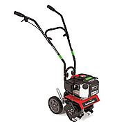 Earthquake MC43 Mini Cultivator Tiller - 43cc 2-Cycle Engine, 5 Year Warranty (CARB Compliant)