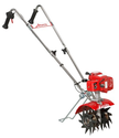 Mantis 7225-15-02 2-Cycle Gas-Powered Tiller/Cultivator with Border Edger and Kickstand (CARB Compliant)
