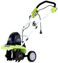 GreenWorks 27012 8 AMP Corded AC Cultivator