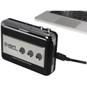 ION TAPE EXPRESS USB CASSETTE TAPE TO MP3 CONVERTER (TAPE EXPRESS) -