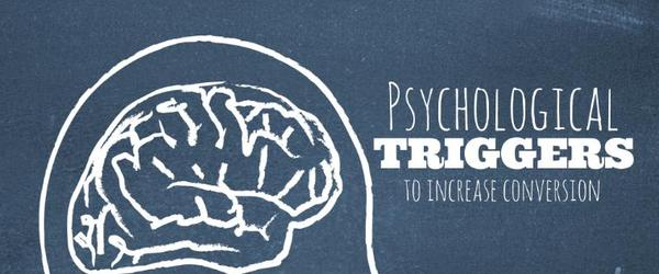 Headline for Psychological Triggers to Increase Conversion