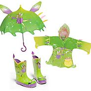Best Children's Raincoats with Matching Boots and Umbrellas on Sale | Learnist