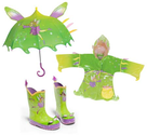 Best Children's Raincoats-Jackets with Matching Boots And Umbrella