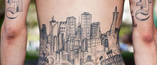 Headline for Best Tattoo Parlours in San Fransciso