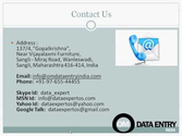 Data Entry India | Data Entry Outsourcing Company
