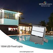 Buy Now 150w LED flood Lights and Let your Workers Feel Special.