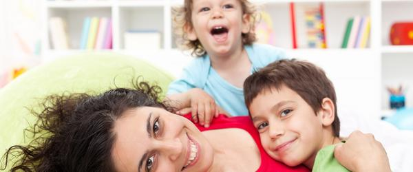 Headline for 7 Ways to Be a Better Mom