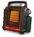 Mr. Heater F232000 MH9BX Buddy 4, 000-9, 000-BTU Indoor-Safe Portable Radiant Heater - Space Heaters