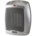 Lasko 754200 Ceramic Heater with Adjustable Thermostat - Space Heaters