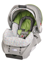 Graco SnugRide Classic Connect Infant Car Seat, Pasadena