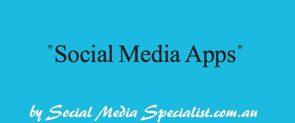 Headline for Social Media Apps