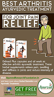 Ayurvedic Herbs for Arthritis Treatment in India for Joint Pain Relief