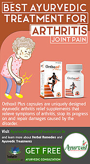 Best Ayurvedic Treatment for Arthritis in India for Joint Pain and Swelling