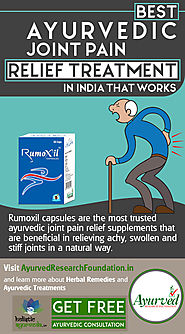Best Ayurvedic Joint Pain Relief Treatment in India that Works
