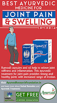 Best Ayurvedic Medicine for Joint Pain and Swelling in India