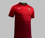 2014 World Cup Portugal Home Soccer Jersey