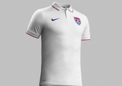 2014 World Cup USA Home Soccer Jersey