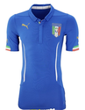 2014 World Cup Italy Home Soccer Jersey