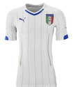 2014 World Cup Italy Away Soccer Jersey