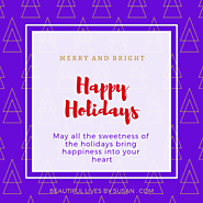 Holiday eCards · Styled Graphics by Susan