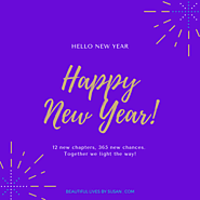 Happy New Year eCards · Styled Graphics by Susan