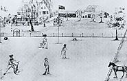 USA vs Canada (1844): The first ever International cricket match