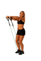 Best Exercise Band Set 2014 - Home Fitness Tube Set‎ - Reviews