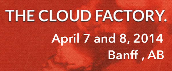 Headline for The Cloud Factory 2014 Speakers