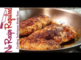 How to Cook Boneless Chicken Breasts