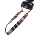 Vintage Soft Multi-Color Camera Shoulder Neck Strap Belt for DSLR Nikon Canon Sony Olympus