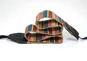 Cosmos Classic Camera Strap with Cable Tie (Multi-Color)
