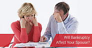 Will My Bankruptcy Affect My Spouse?